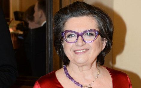 Zuzana Kronerová zvítězila.