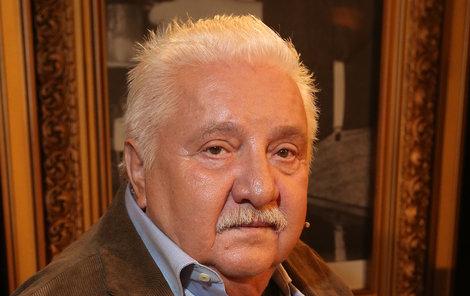 Marián Labuda se v posledním rozhovoru zajímal především o Menzela...