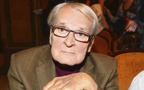 Vladimír Brabec zemřel ve věku 83 let.