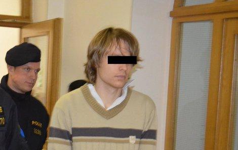Ondřej S. (24) u karvinského soudu.