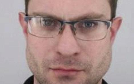 Už týden pátrají policisté po Jaroslavu Kosovi (31, na snímku).