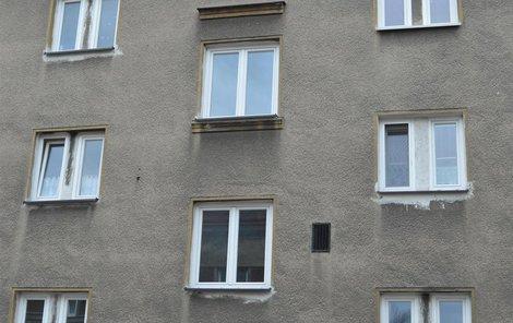 Bytový dům v Bohumíně.