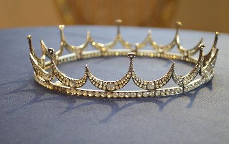 Korunka má cenu asi dva miliony korun, její historická hodnota je však nevyčíslitelná.