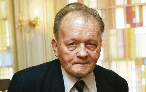 Chemik Antonín Holý (†75)