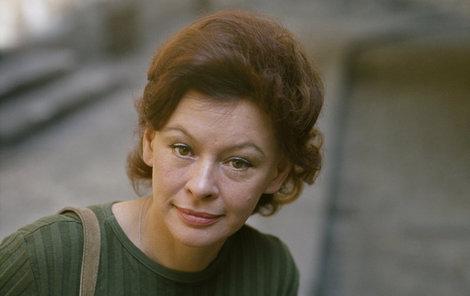 Její krásu obdivoval i Gérard Philipe.