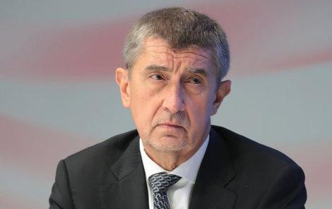 Andrej Babiš ve studiu Blesku promluvil k demisi vlády (4. 5. 2017)