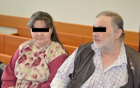 Manželé Karin (46) a Dalibor K. (51) z Havířova.