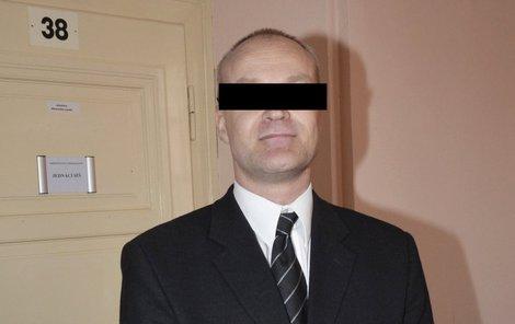 Bývalý primář chirurgie Michal K. (47).