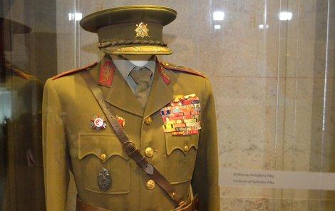 Uniforma hrdiny