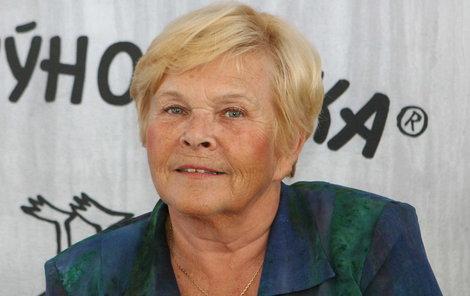 Ivanka Devátá se po zákroku zotavuje na JIP.