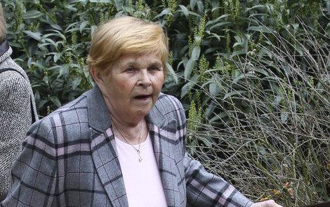 Ivanka Devátá má strach z operace a z vývodu.