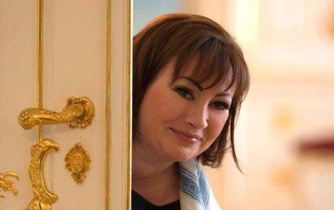 Ivana Zemanová zkusila spoustu změn vzhledu.