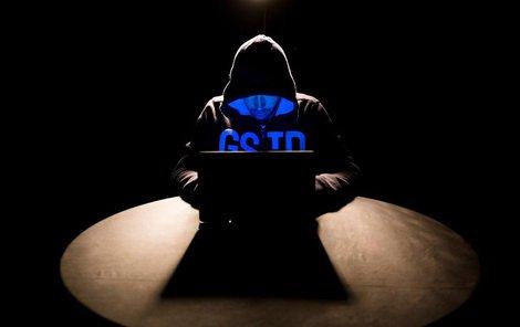 Princip hackerského útoku, který zachytili kyberspecialisté brněnské policie, je více než prostý.