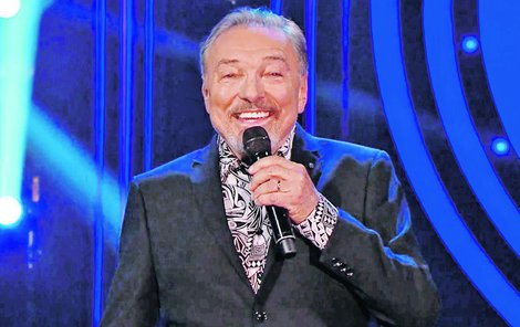 Karel Gott byl největším překvapením finálového večera. Zpíval, jak jinak, skvěle.