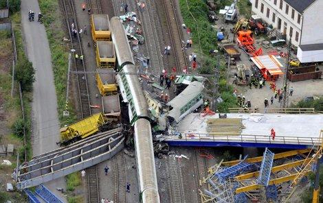 Nehoda u Studénky.