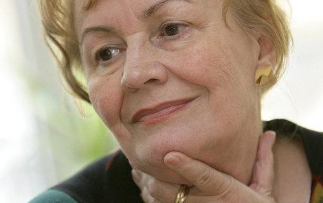 Věra Galatíková (†69) měla v roce 2005 od lékařů špatné prognózy.