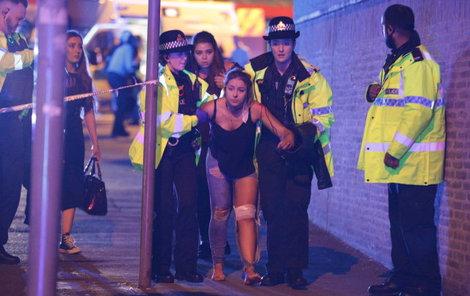 Teroristický útok v Manchesteru