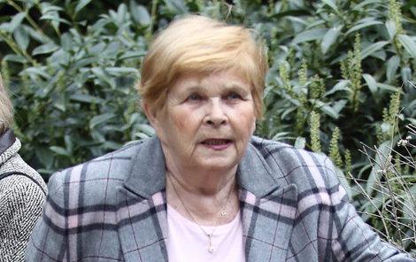 Ivanka Devátá měla problém se zubem.