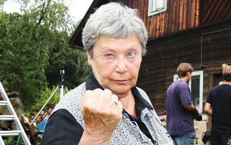 Lilian Malkina promluvila o rakovině.