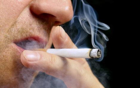 Nejvíc kuřáků je mezi mladými do 24 let.