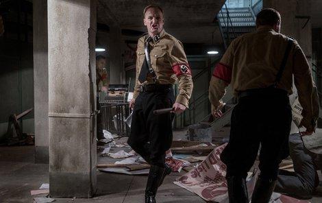 Jason Clarke se do role vžil natolik, že z něho šel strach.