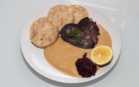 Kuchař se tentokrát pustil do české klasiky.