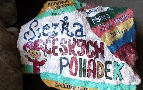 V Příchovicích můžete navštívit Stezku českých pohádek.