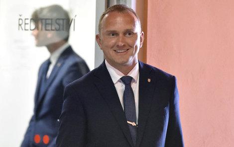 Zástupce šéfa Zemanova hradního protokolu a expřítel Kateřiny Zemanové Vladimír Kruliš