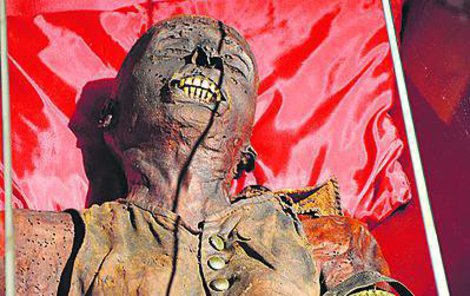 Tajemné českých mumií