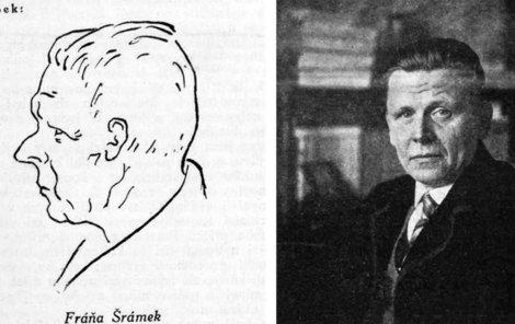 Fráňa Šrámek se do Národního muzea nevrátí, ostatní busty budou po rekonstrukci znovu zdobit panteon.