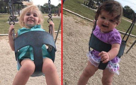 Trýznivá smrt dvou holčiček (†1 a †2)