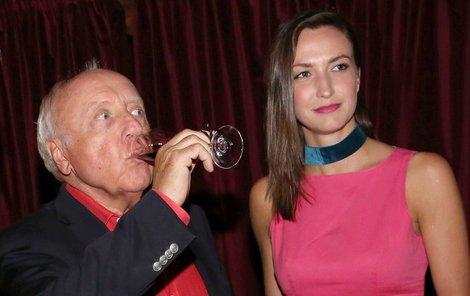 Felix Slováček s Lucií Gelemovou dítě nechce!