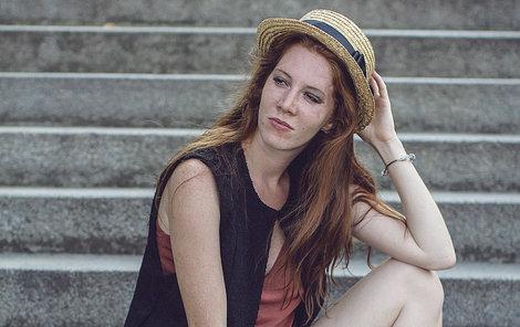 Nikol Kouklová miluje módu, má dokonce vlastní blog.