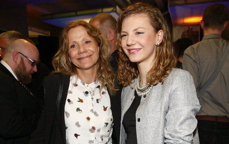 Lenka Filipová s dcerou Lenny jsou sehraná dvojka!