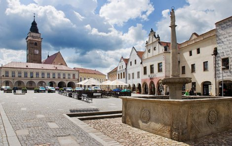 Slavonice, kde se bude líbit Vahám, jsou skvostem české renesance.