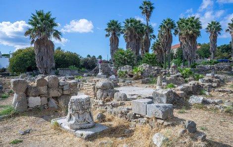 Odpočinek na ostrově Kos je vhodný pro Raky.