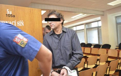 Soud poslal Zdeňka P. do vězení na 11 a půl roku.