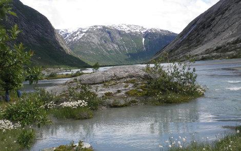 U norských fjordů si Kozoroh nejlépe odpočine.