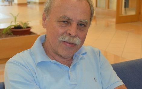Ivan Bajgar včera odcházel od soudu spokojený.