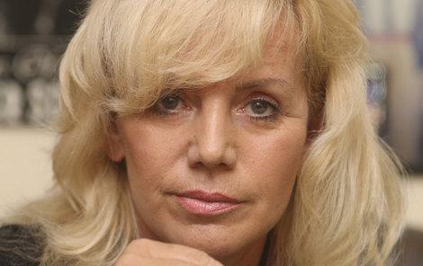 Tentokrát je ale Hana Krampolová (56) nazapíjí alkoholem.