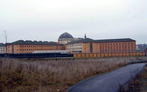 Velká razie proběhla v této věznici na Borech.