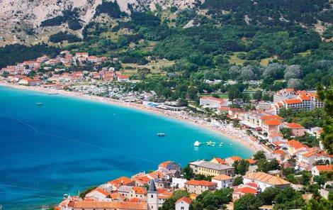 Ostrov Krk je nádherný, navíc cenově dostupný.