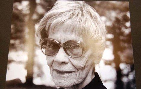 Špionka Barbara Lauwers Podoskiová (†95)