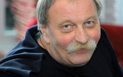 Vladimír Drha (†73) zemřel minulou středu na rakovinu. Ke konci života již hodně trpěl.
