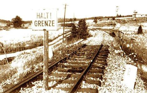 Hranice na Šumavě se rodily pomalu, prakticky do roku 1950 tu mohl Kilian nepozorovaně převádět.