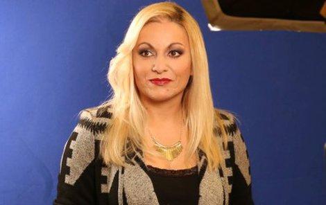 Martina Balogová by se do showbyznysu ráda vrátila.
