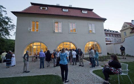 Werichova vila otevřena!