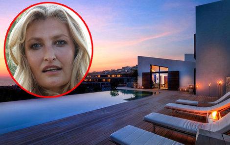Tereza Maxová s manželem jsou vlastníky luxusního resortu v Turecku.