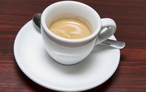 Chuť na kávu si musel nechat uprchlý vězeň na delší čas zajít.