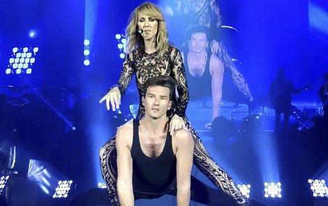 Céline Dion má nový objev.